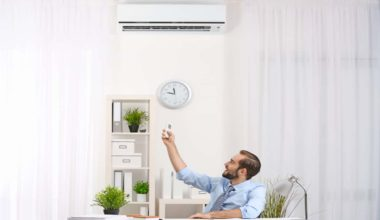 Installing Air Conditioning System
