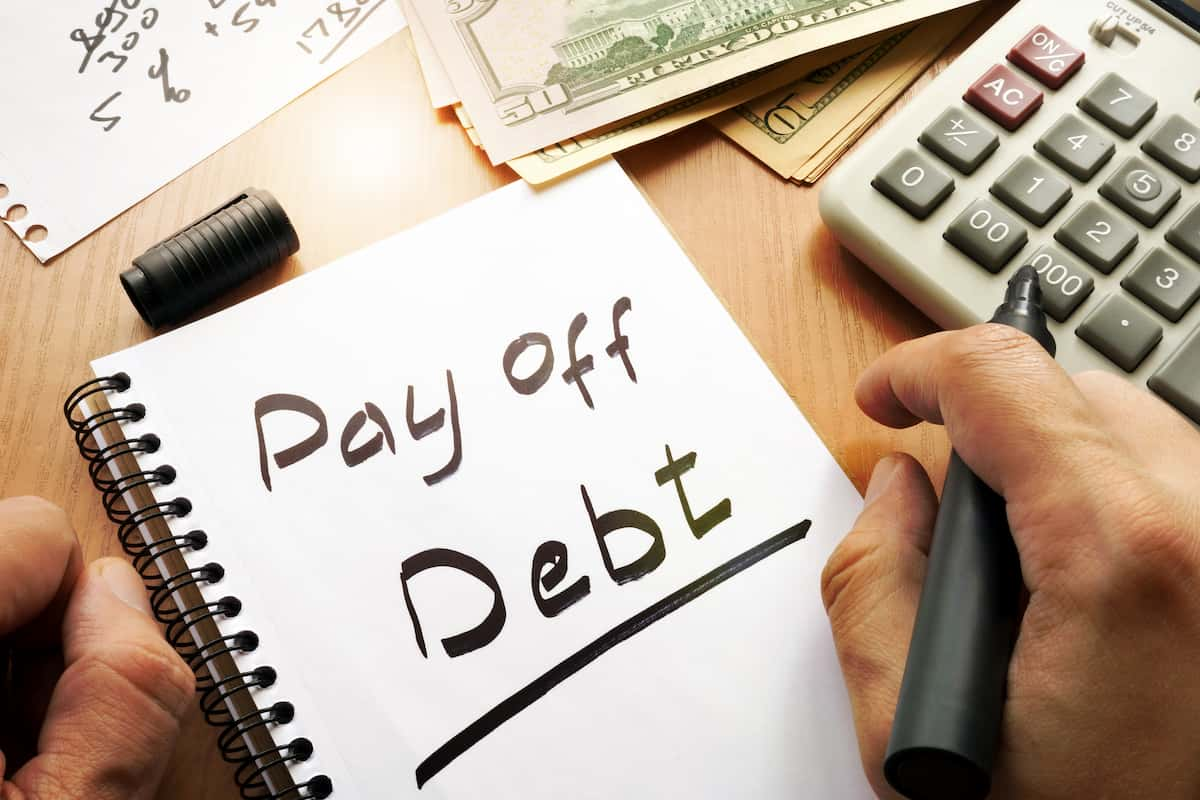 Pay Off Your Debts Immediately