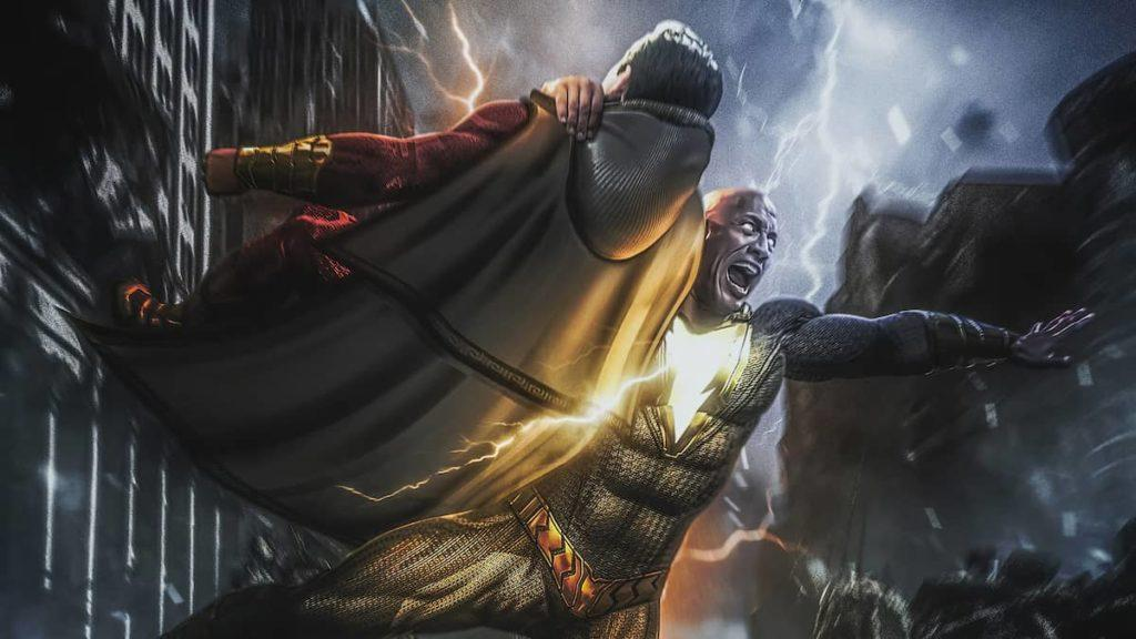 The Storyline Of Black Adam