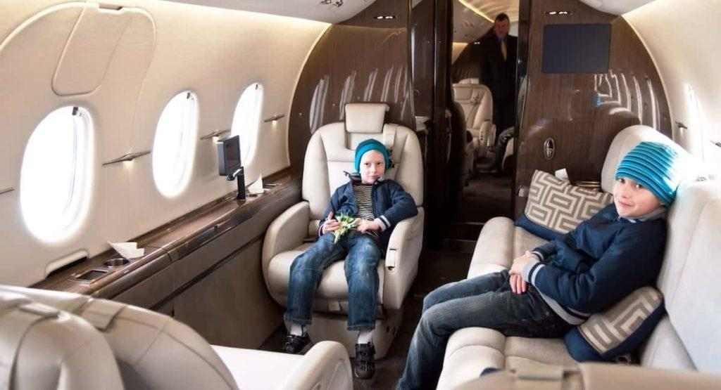 The cheapest way to fly private
